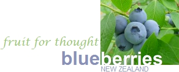 Blueberries New Zealand Inc. – New Zealand